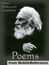Poems of  Henry Wadsworth Longfellow