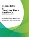 Debenedetto V Goodyear Tire A Rubber Co