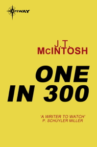 One in 300 Libro Cover