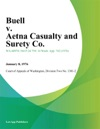 Buell V Aetna Casualty And Surety Co