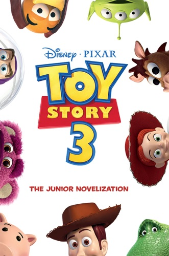 Disney Book Group - Toy Story 3 Junior Novel