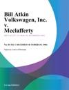 Bill Atkin Volkswagen