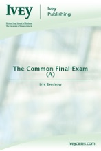 The Common Final Exam (A)