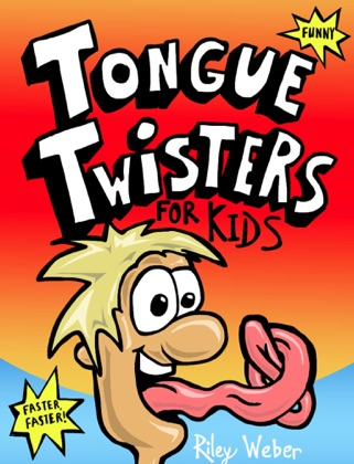 Tongue Twisters for Kids book cover