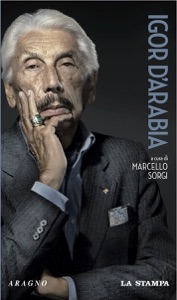 Igor D'Arabia Book Cover