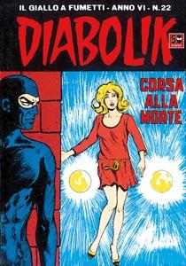 DIABOLIK (98) Book Cover