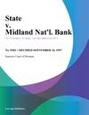 State V Midland Natl Bank