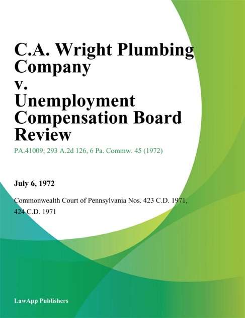Unemployment Insurance: Time for Reform