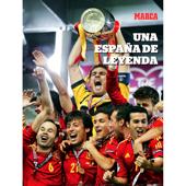 Una España de leyenda Book Cover