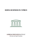 Doing Business In Cyprus