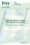 Citibank Mexico Team The Salinas Accounts