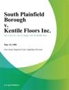 South Plainfield Borough V Kentile Floors Inc