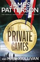 James Patterson - Private Games artwork