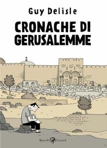 Cronache di Gerusalemme Libro Cover