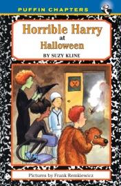 Horrible Harry at Halloween - Suzy Kline & Frank Remkiewicz