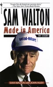 Sam Walton Book Cover