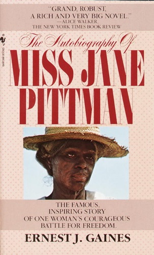 The Autobiography of Miss Jane Pittman E-Book Download