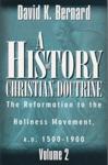 A History Of Christian Doctrine Volume 2
