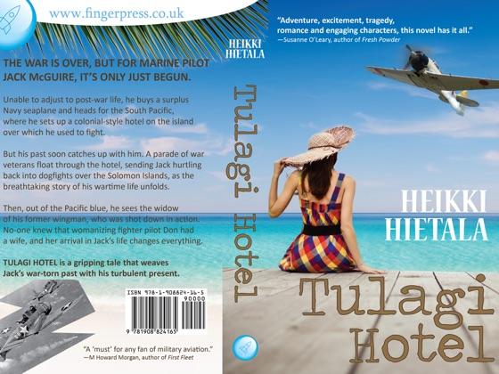 Tulagi Hotel - A World War II Romance