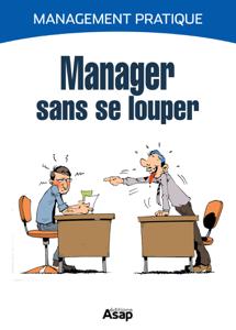 Manager sans se louper La couverture du livre martien