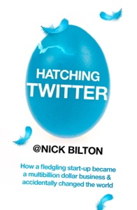 Hatching Twitter Book Cover