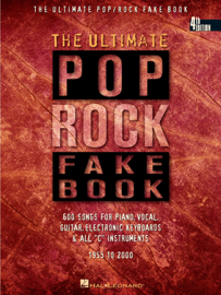 The Ultimate Pop/Rock Fake Book  (Songbook)