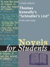 A Study Guide For Thomas Keneallys Schindlers List