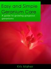 Easy And Simple Geranium Care