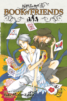 Natsume's Book of Friends, Vol. 5 - Yuki Midorikawa book