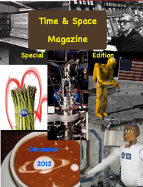 Time & Space Magazine Dec 2012