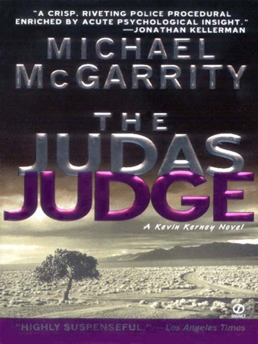 Michael McGarrity - The Judas Judge