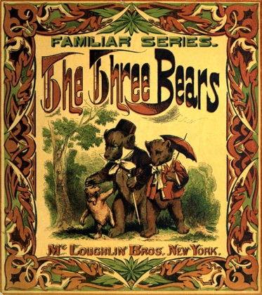 The Story of the Three Bears book cover