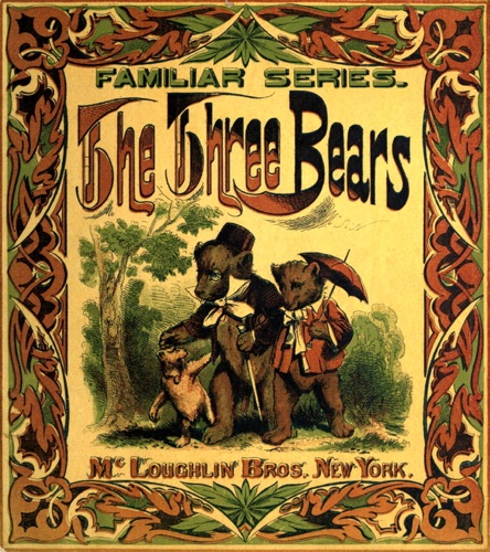 AudibleBooks & Anonymous - The Story of the Three Bears