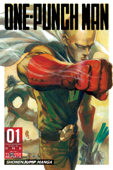 One-Punch Man, Vol. 1 Book Cover