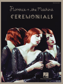 Florence + the Machine - Ceremonials (Songbook) book