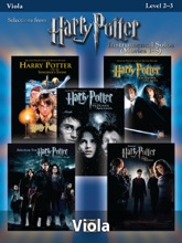 Harry Potter: Cello Instrumental Solos for Strings from Movies 1-5