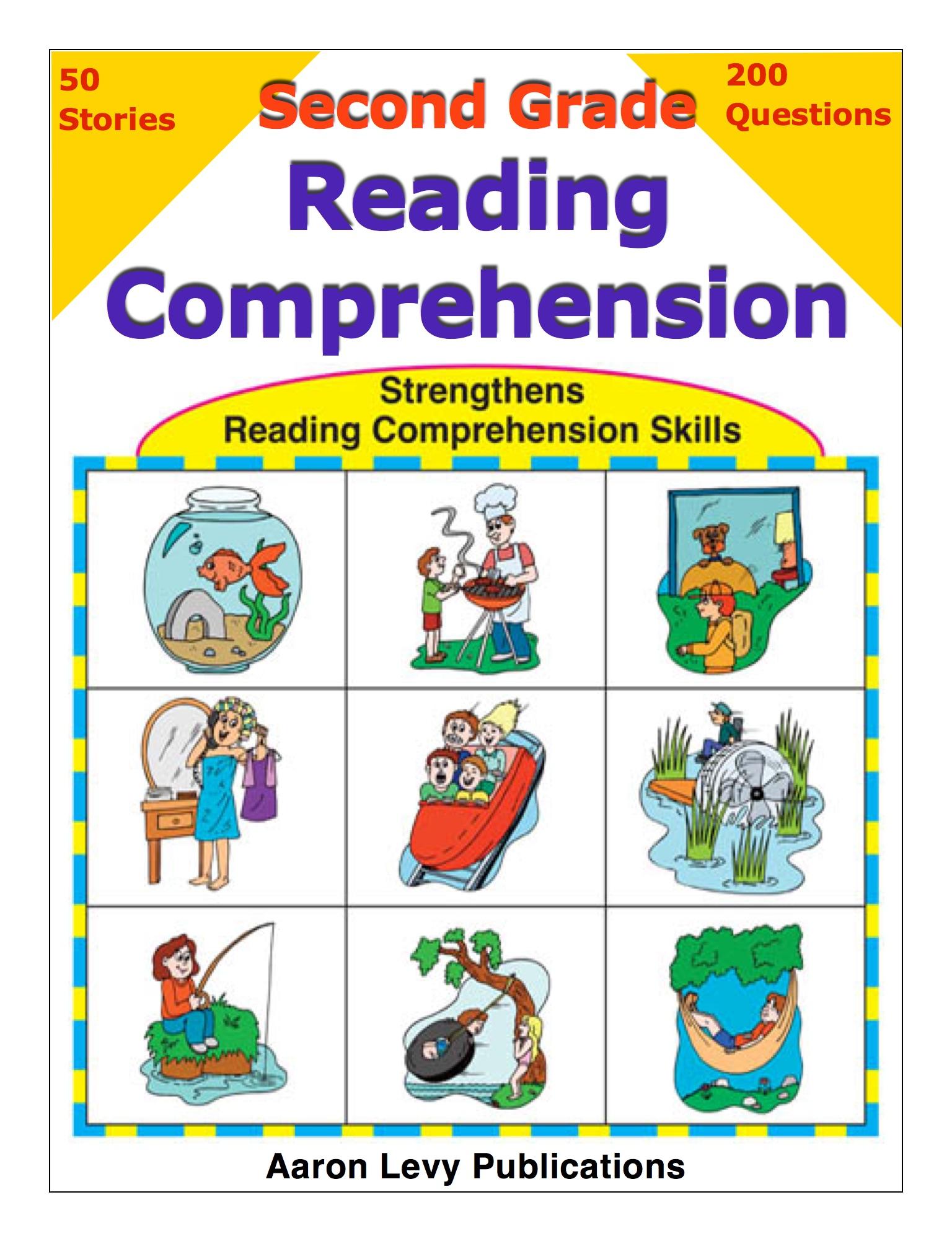 2nd Grade Reading Comprehension Books Wwwpicsbudcom