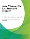 State Missouri Ex Rel Standard Register