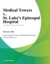 Medical Towers V St Lukes Episcopal Hospital