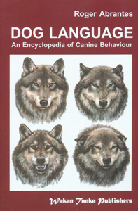 Dog Language Book Cover