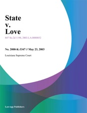 Download and Read Online State V. Love