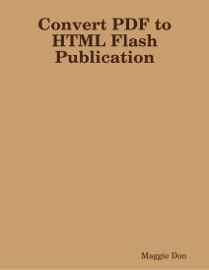 Convert PDF to HTML Flash Publication