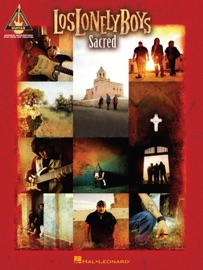 LOS LONELY BOYS - SACRED (SONGBOOK)