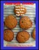 Amaranth Cookies: Gluten Free, Dairy Free, Egg Free, Sugar Free