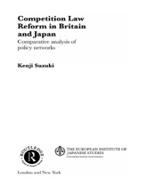 Competition Law Reform in Britain and Japan