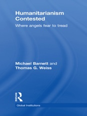 Download and Read Online Humanitarianism Contested