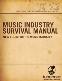 Music Industry Survival Manual book