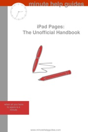 iPad Pages - Minute Help Guides