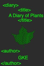A Diary Of Plants