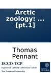 Arctic Zoology  Pt1